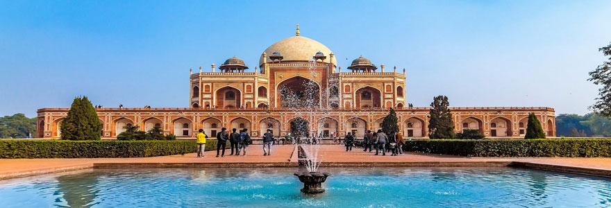 Voyages en Inde
